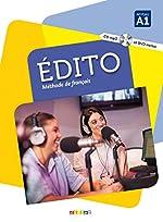 Edito 1 niv.A1 - Livre + DVD-rom de Céline Braud