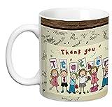 Best Teacher  Mug - Thank You Teacher Design 2 | Coffee Mug Review