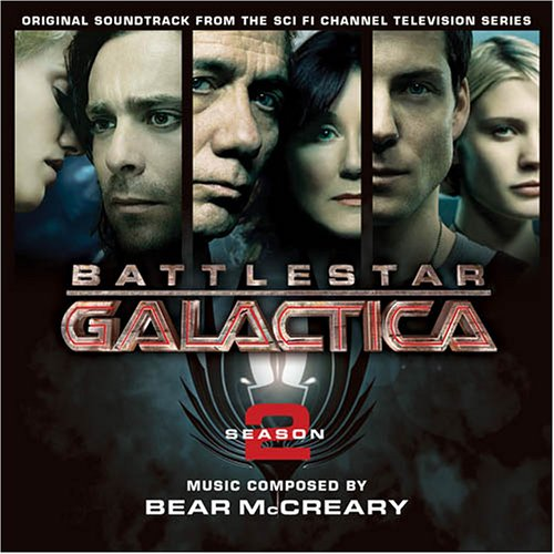Preisvergleich Produktbild Battlestar Galactica - Season 2