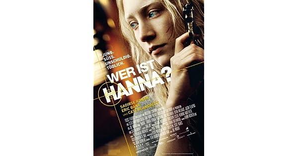 Amazonde Wer Ist Hanna Ansehen Prime Video