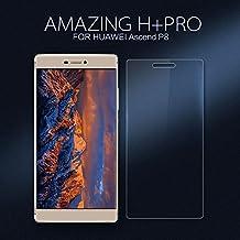 Nillkin Amazing H+ Pro - Protector de pantalla 9H 2.5D cristal templado de 0,2mm para Huawei Ascend P8