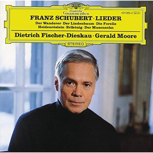 Schubert: Der Wanderer, Op.4/1, D.493 - Ich komme vom Gebirge her