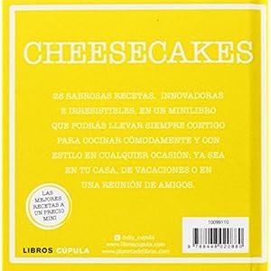 Cheesecakes (Cocina (libros Cupula))