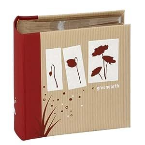 panodia green earth album photo 100 photos rouge 15 x 10 cm cuisine maison. Black Bedroom Furniture Sets. Home Design Ideas