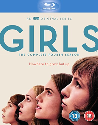 Girls - Season 4 [Blu-ray]