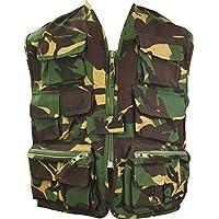 Highlander Kids - Camouflage Ranger Vest - Camo