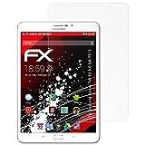 atFoliX Samsung Galaxy Tab S2 8.0 SM-T715 Anti-Shock Pellicola protettiva - 2 x FX-Shock-Antireflex antiabbagliamento ammortizzante Protettiva di Schermo alta Protezione