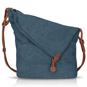 Kattee-sac a mano en lienzo bolsa bolso bolsa bolso de mano de Lienzo de hombro bolsa de la compra bolso en lienzo