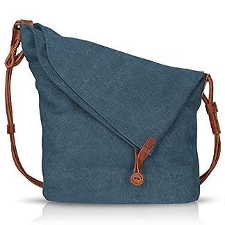 510TS%2B9WaGL. SS324  - Kattee-sac a mano en lienzo bolsa bolso bolsa bolso de mano de Lienzo de hombro bolsa de la compra bolso en lienzo