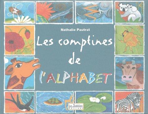 Les comptines de l'alphabet (1CD audio) par Nathalie Pautrat