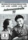 Jedermannstraße 11 / Die komplette 26-teilige Serie mit Starbesetzung (Pidax Serien-Klassiker) [4 DVDs]