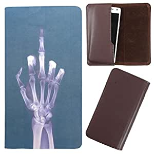 DooDa - For Lenovo Vibe Z2 PU Leather Designer Fashionable Fancy Case Cover Pouch With Smooth Inner Velvet