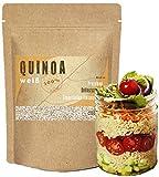 Quinoa 1kg (1000g) – Quinoa Samen **NEUE PREMIUM-Qualität** 1 kg (1000 g) Vegan Glutenfrei 100% natürlich und pflanzlich gesunde Nahrungsergänzung Proteine glutenfreie vegane Lebensmittel Kinoa Qinoa Quinoa Vollkorn High Carb low fat vegan Quinoa bestellen Quinoa Eiweiß Eiweißquelle Quinoa weiß Quinoa Frühstück Quinoa Inhaltsstoffe Quinoa Körner Quinoa Müsli Quinoa Porridge Quinoa Reis Quinoa Zubereitung vegane Lebensmittel im Supermarkt vegane Lebensmittel Liste gesunde Ernährung Lebensmittel