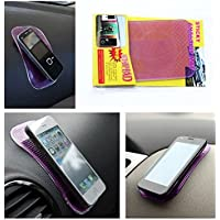 Sticky Anti Slip Mat Car Dashboar per il telefono supporto