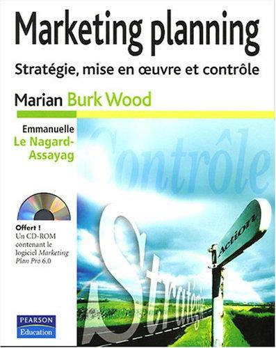 Marketing Planning par Marian Burk Wood