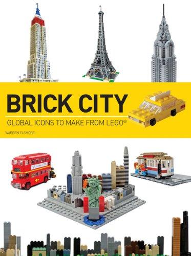 Brick City (Brick...Lego) por Warren Elsmore
