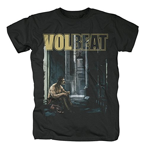 Volbeat The Fighter T-Shirt Black