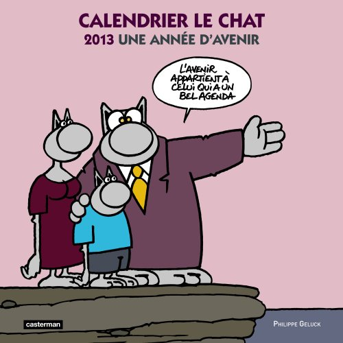 Calendrier le Chat 2013