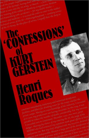 The Confessions of Kurt Gerstein