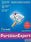 Produkt-Bild: ACRONIS: Partition Expert 2003