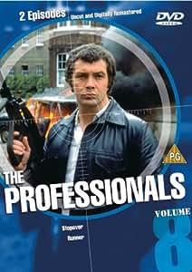 The Professionals - Volume 8 [DVD]