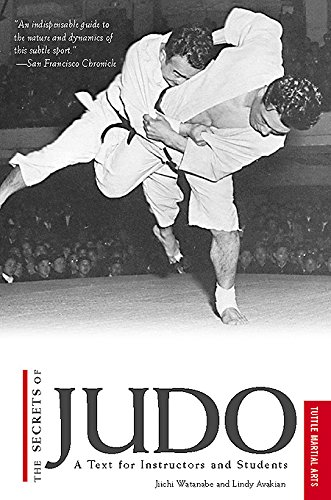 The Secrets of Judo: A Text for Instructors and Students: Test for Instructors and Students por Jiichi Watanabe