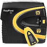 Roypow I50 Inflador de Neumáticos Compresor de Aire Digital 150PSI, Alta Velocidad 3 Minutos, Medidor de Aire Desmontable + Pre fijado de Presión + Linterna SOS