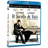 El Secreto de Vivir BD 1936 Mr. Deeds Goes to Town