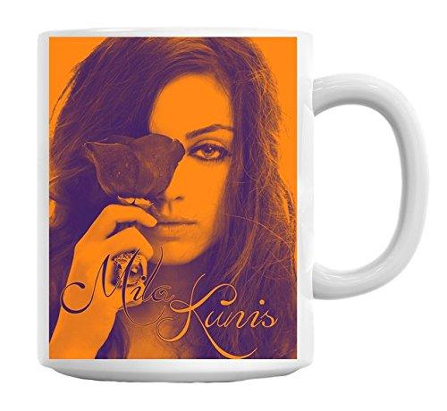 Moss Rose Cup (Mila Kunis Rose Mug Cup)