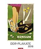 DDR-Plakate - Kalender 2018 -