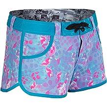 TSHOTSH Women's Animal Print Swimming Shorts