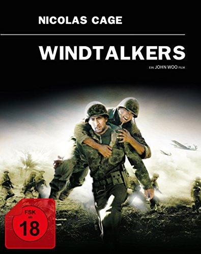 Windtalkers (Limited Mediabook inkl. 20 Seitiges Booklet + Original Kinoplakat) [Blu-ray]