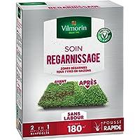 Vilmorin 4466315 Soins Regarnissage Universel 2-en-1, Vert, 3 kg