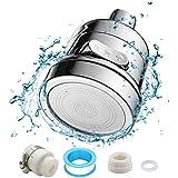 Uni-Fine Keukenkraankop Waterbesparende 3 versnellingen verstelbaar, 360 ° draaibaar ABS kunststof kraan kraan beluchter, spa