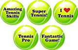 90 Stickers attribution Tennis