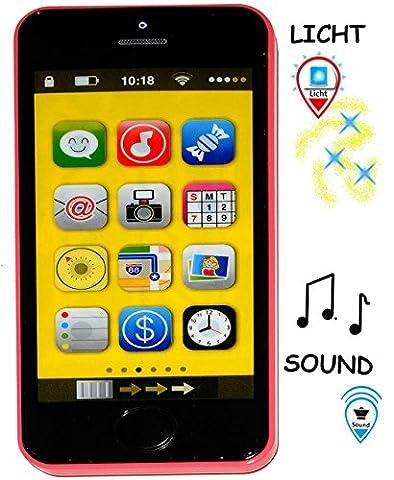 Smartphone - Handy mit 40 SOUND´s & Musik & Licht -