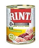 Rinti Kennerfleisch SENIOR+Rind, 12er Pack (12 x 800 g)