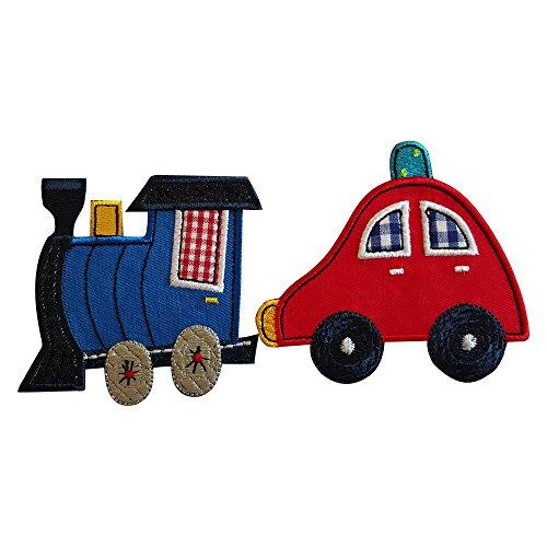 volante-della-polizia-9x8cm-treno-8x7cm-auto-dei-pompieri-di-colore-rosso-con-lampeggiante-azzurro-r