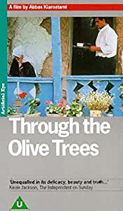 Through The Olive Trees [VHS] [Import anglais]