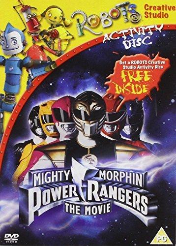 Power Rangers - The Movie/Robots (Creative Studio CD-Rom) [DVD] by Jason David Frank Robot Frank