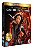 Image of Hunger Games: Catching Fire  [Blu-ray + DVD] [2013]