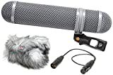 Rycote 010322 Super-Shield Kit Suspension et Bonnette Micro Large