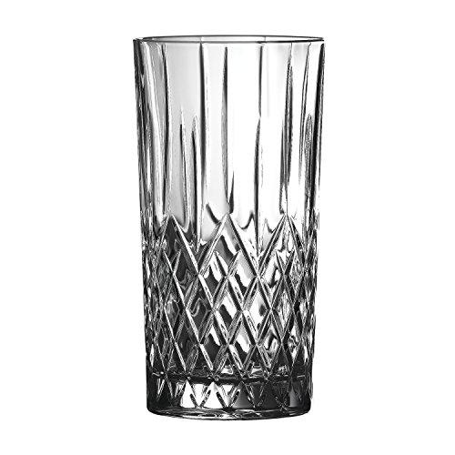 Earlswood von Royal Doulton Highball-Glas, transparent, 350 ml, 6Stück Highball-hi-ball-set