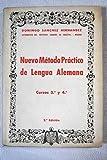Nuevo método práctico de Lengua alemana., cursos 3º y 4º