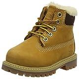 Timberland Unisex-Kinder 6 In Klassische Stiefel, Beige (Wheat Waterbuck ), 28 EU