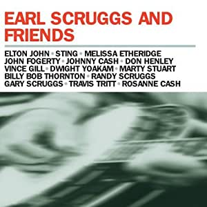 Earl Scruggs & Friends [Import anglais]