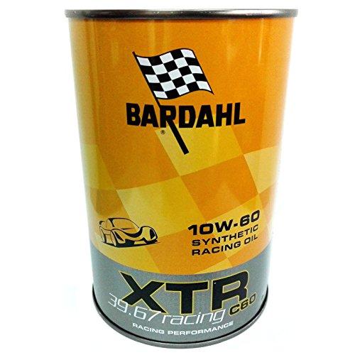Bardahl XTR 39.67 Racing c60 10 W-60/3 litres