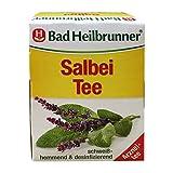 Bad Heilbrunner Salbei Tee (8 Beutel, Packung)