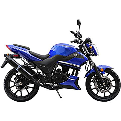 TOP SPEED 70MPH - High Performance Fast MOTOR RTC-B 250 Sport Motorcycle by Generic - Final Drive Gear