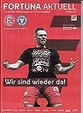 Fortuna Aktuell #895 2018 Aufstieg Zeitschrift Magazin Einzelheft Heft Düsseldorf Fussball Bundesliga